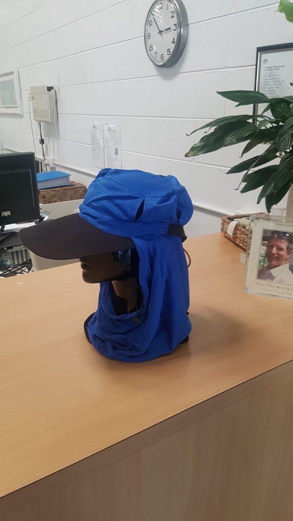 adapt-a-cap in blue